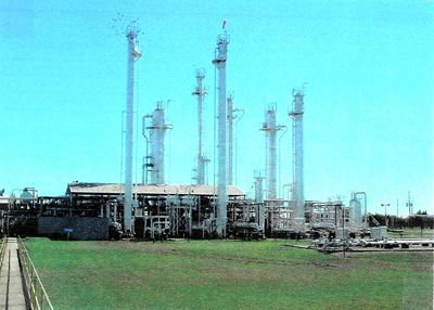 Pioneer Spivey Gas Plant